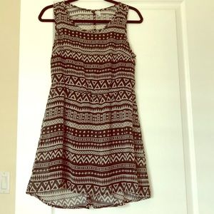 Divided by H&M Patterned Dress